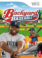 Backyard Baseball '10 Wii cover (RXBE70)
