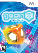 Geon Cube Wii cover (RXGE6K)
