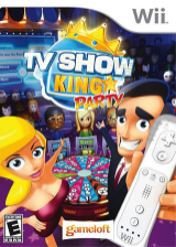 TV Show King Party Wii cover (RXKEGL)