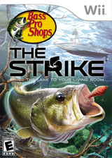 Bass Pro Shops: The Strike Wii cover (RY8EFS)