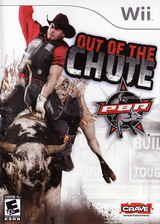 PBR: Out of the Chute Wii cover (RYTE4Z)