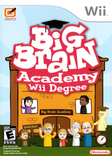 Big Brain Academy: Wii Degree Wii cover (RYWE01)