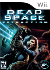 Dead Space: Extraction Wii cover (RZJE69)