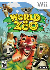World of Zoo Wii cover (RZOE78)