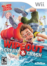 Wipeout: Create & Crash Wii cover (S2YE52)