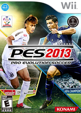 Pro Evolution Soccer 2013 Wii cover (S3IEA4)
