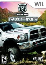 Ram Racing Wii cover (S5RESZ)