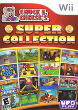 Chuck E. Cheese's Super Collection Wii cover (SATE6K)