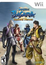Sengoku Basara: Samurai Heroes Wii cover (SB3E08)