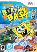 SpongeBob's Boating Bash Wii cover (SBVE78)