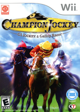 Champion Jockey: G1 Jockey & Gallop Racer Wii cover (SGKEC8)