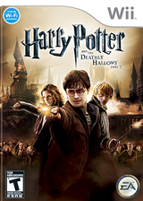Harry Potter and the Deathly Hallows, Part 2 Wii cover (SH5E69)