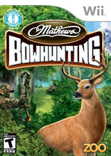 Mathews Bow Hunting Wii cover (SHTE20)