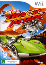 Hot Wheels: Track Attack Wii cover (SHVX78)