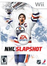 NHL SlapShot Wii cover (SHYE69)