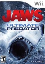 JAWS: Ultimate Predator Wii cover (SJAE5G)