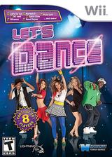 Let's Dance Wii cover (SLDEYG)