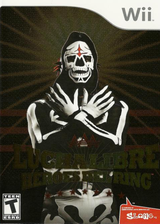 Lucha Libre AAA: Héroes del Ring Wii cover (SLLEWW)