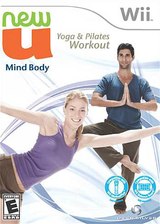 NewU Fitness First Mind Body: Yoga & Pilates Workout Wii cover (SLTEJJ)