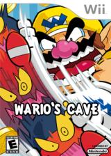Wario's Cave CUSTOM cover (SMNE58)