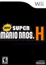 New Super Mario Bros. Wii H CUSTOM cover (SMNESN)