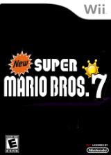 New Super Mario Bros. 7 CUSTOM cover (SMNESS)