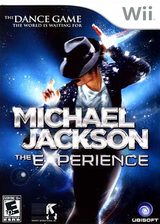 Michael Jackson: The Experience Wii cover (SMOE41)
