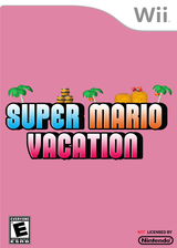 Super Mario Vacation CUSTOM cover (SMVE01)