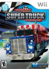 Maximum Racing: Super Truck Racer Wii cover (SN7EYG)