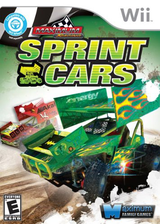 Maximum Racing: Sprint Cars Wii cover (SN8EYG)