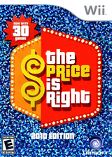The Price Is Right: 2010 Edition Wii cover (SPRE41)