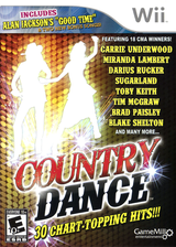 Country Dance Wii cover (SQ3EPZ)