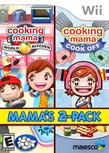 Mama's 2-Pack Wii cover (SQKE5G)