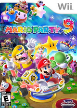 Mario Party 9 Wii cover (SSQE01)