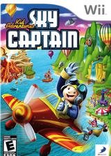 Kid Adventures: Sky Captain Wii cover (SSTEG9)