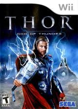 THOR:God of Thunder Wii cover (STHE8P)