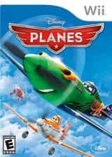 Disney Planes Wii cover (SU9E4Q)