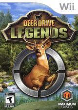 Deer Drive Legends Wii cover (SUNEYG)