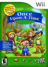Once Upon A Time Wii cover (SUTESZ)