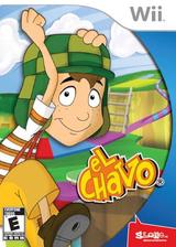 El Chavo Wii cover (SVOEWW)