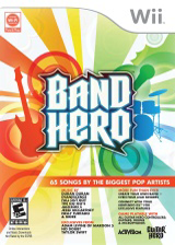 Band Hero Wii cover (SXFE52)