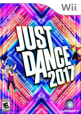 Just Dance 2017 Wii cover (SZ7E41)