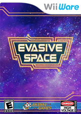 Evasive Space WiiWare cover (W9IE)