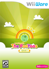 Learning with the PooYoos: Episode 1 WiiWare cover (WLEE)