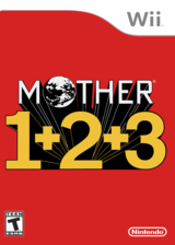 Mother 1+2+3 Homebrew cover (WMH1)