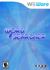 Word Searcher WiiWare cover (WRDE)