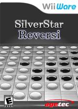Silver Star: Reversi WiiWare cover (WS6E)