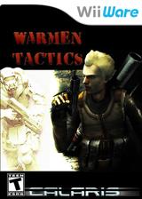 Warmen Tactics WiiWare cover (WWAE)