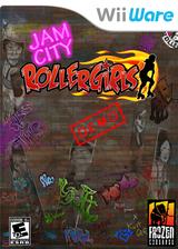 Jam City (Demo) WiiWare cover (XI8E)