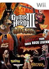 Guitar Hero III Custom: WD Custom CUSTOM cover (CGH3WD)